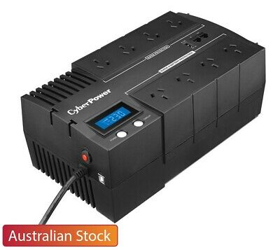 CyberPower BRICs 700VA LCD USB Charging Port 8x AU Output Powerboard Style UPS