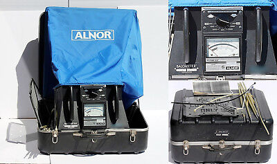 TSI Alnor Balometer model # 634-513-044, Air Flow Capture Hood + Shell Case