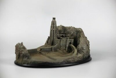 Lord of the Rings Helm's Deep Full View Resin Statue Replica