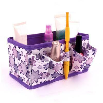 Box Storage Folding Cosmetic Container Makeup Case Multifunction Organizer Bag