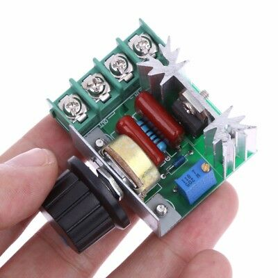 SCR Silicon Controlled Rectifier Brightness Speed Controller For Home/Factory