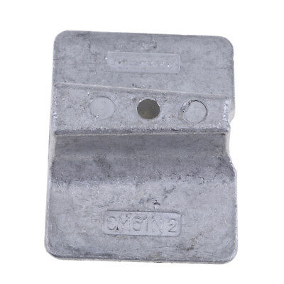 Anode Plate 61N-45251-01-00 18-6037 Outboard for Yamaha 9.9-15-25-30 HP