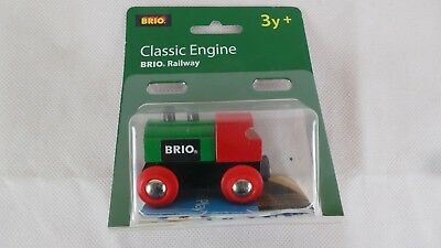 BRIO Railway classic engine 33610