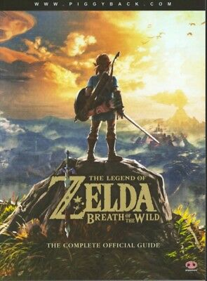The Legend of Zelda Breath of the Wild The Complete Official Guide (PDF)