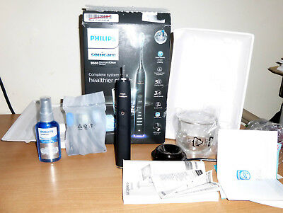 Philips Sonicare HX9924/14 DiamondClean Smart Electric Toothbrush With App