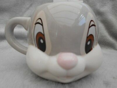 Disney Thumper The Rabbit 3D Mug Ceramic Primark