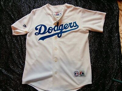 Majestic Los Angeles Dodgers Ramirez #99 Mens Jersey Size M Super Rare La Mlb