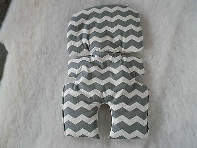 Infant Car Seat Liner Well Padded Great For Your Own Baby Or A Shower Gift