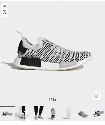 758ce9bcbd8e5 ADIDAS NMD R1 STLT PK Men s Shoes - Size 11.5 D(M) US