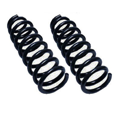 """1988-98 Chevy GMC C1500 Truck 2"""" Front Lowered Coil Springs - 1"""" Drop 250510"""