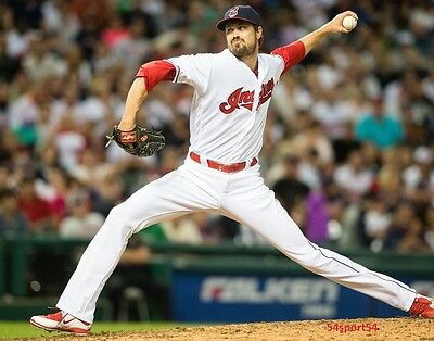 Andrew Miller Cleveland Indians Baseball Player Glossy 8 x 10 Photo