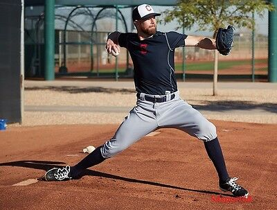 Corey Kluber Cleveland Indians Baseball Player Glossy 8 x 10 Photo