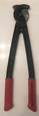 """Klein Tools  17"""" Utility Cable Cutter- 63035- Made in USA"""