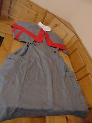 WW1 WW2 QAIMNS RESERVE NURSE British Military uniform reproduction  cotton blend