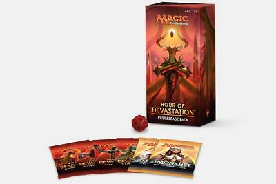 MTG Hour of Devastation Prerelease Pack