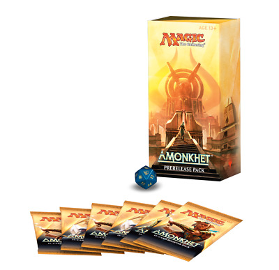 MTG Amonkhet Prerelease Pack