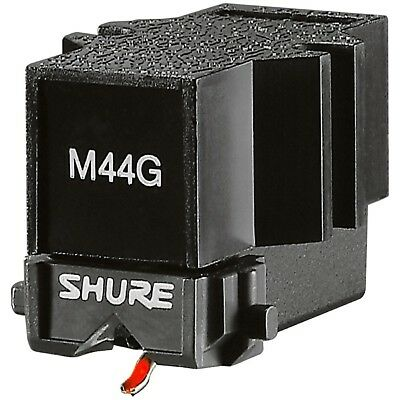 Shure M44G DJ Cartridge for Scratching and Mixing