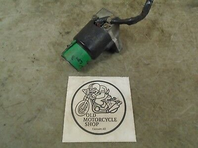Yamaha Ignition Lock 021121
