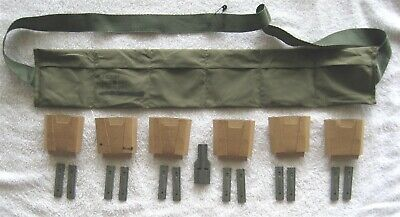 7.62 mm Repack Kit .308 308 Bandolier Loader Strippers Cardboard GGG Brand New