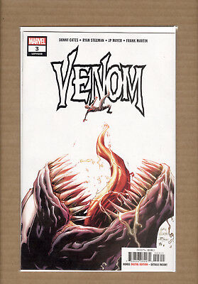 VENOM #3 FIRST PRINT DONNY CATES 1st Appearance Symbiote God Knull NM