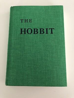 THE HOBBIT OR THERE AND BACK By J.R.R. Tolkien 1966/1978 Printing #51 No Cover