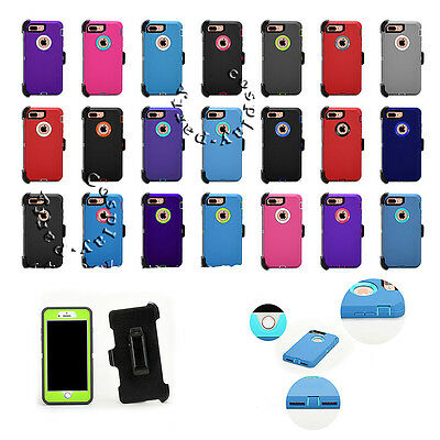 Defender iPhone 7 iPhone 8 / iPhone 8 Plus iPhone 7 Plus Case Clip Fits Otterbox
