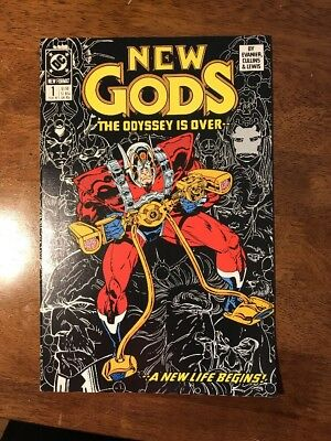The New Gods #1 (Feb 1989, DC) Excellent Condition NM