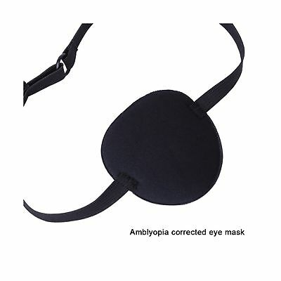 iEFiEL Medical Use Concave Eye Patch 3D Foam Groove Eyeshade for Lazy Eye Amb...