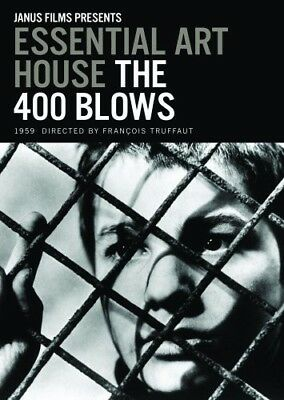Essential Art House: The 400 Blows [Criterion Collection] (2009, DVD NEUF)
