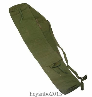 Surplusoriginal Vietnam War Chinese Pla 56 Type Canvas Gun Case Bag Pouch