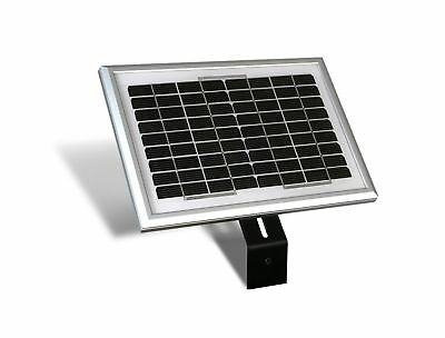 USAutomatic 520015 Solar Panel Kit with 5 Watt Panel for Sentry Gate Openers