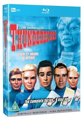 Thunderbirds The Complete Series Collection Blu-ray Boxset New Region Free A,B,C