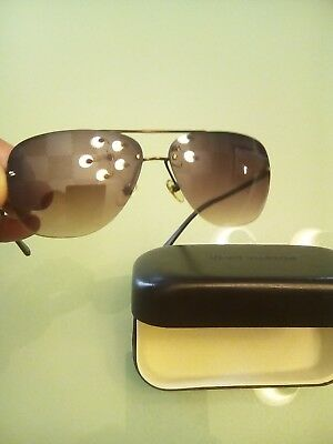 ce830d88c08c Authentic Louis Vuitton mens Damire sunglasses