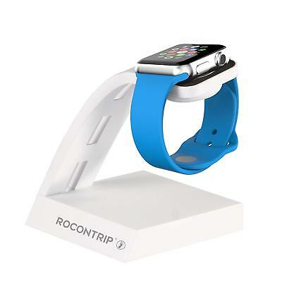Roncontrip Charging Stand for Apple Watch 38mm & 42mm White  ~ Fast Ship~