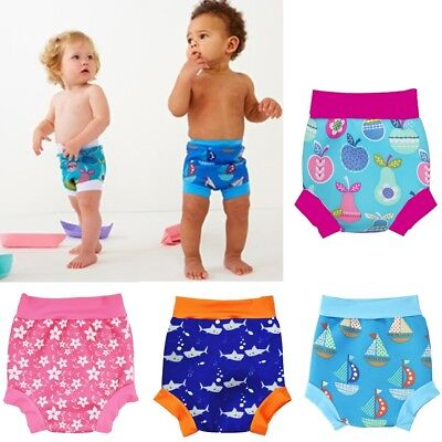 Swim Nappy - Baby and Toddler Reusable Nappies Swimming Costume Swimming Shorts