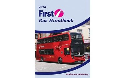 2018 First Bus Handbook by BBP BRAND NEW OUT BRAND NEW