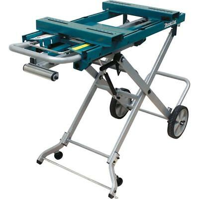 Makita Jobsite Mitre Saw Trolley Stand - Fully Adjustable Wst05
