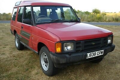 Land Rover Discovery 200tdi Automatic (3 Door)