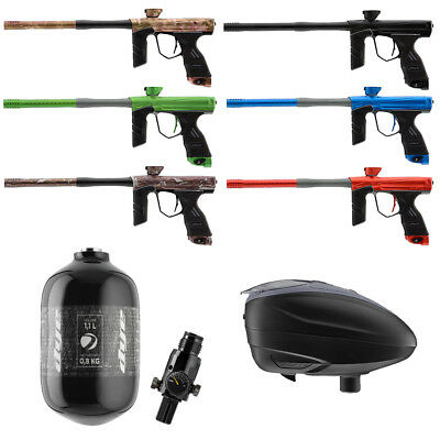 "Paintball SPARPAKET: Dye DSR Markierer ""Amateur Set"""