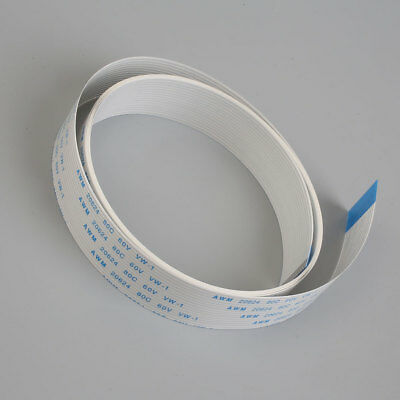 Flat Ribbon FFC Cable Line Wire Cord For the Raspberry Pi Camera 200cm