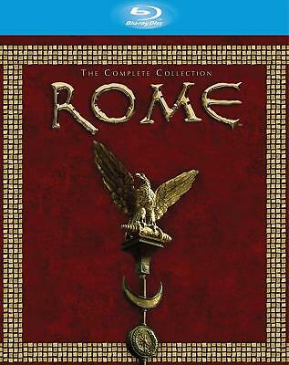 Rome The Complete Series Collection 2005-2007 Blu-ray Boxset New Region Free