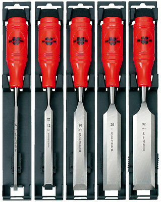 Wurth 5 Piece Carpenters Chisel Set 6 - 32mm 715651001
