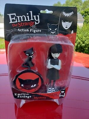 "Emily The Strange action figure ""free shipping"""