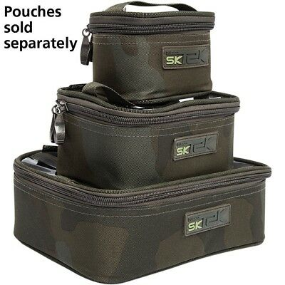 Sonik Sk-Tek Accessory Pouches - Small, Medium Or Large Tackle Bag