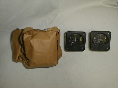 (3) New in Box Unknown Aircraft Trim Indicator, 1950's or Earlier Aircraft