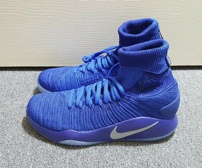 a2518e0c442b7e Nike Hyperdunk 2016 Elite Flyknit Game Royal Blue Shoes Sz 8.5 (843390 404)  New