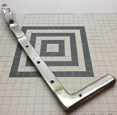 Theo Kochs Barber Shop Chair Parts • Long Arm Hinge Bracket Right Only #1439