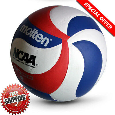 Volleyball V5M5000 Molten Ball Official Size 5 Pu Soft Touch Indoor Outdoor Game