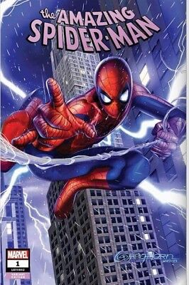 Amazing Spider-Man 1 Greg Horn Variant IN STOCK