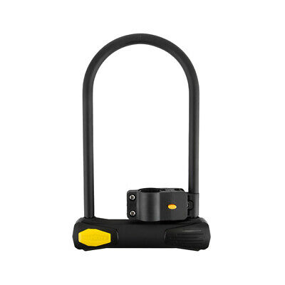Moosetreks Bike Bottle Cable Lock with Included Bottle Cage